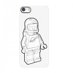 """Чехол для Apple iPhone с принтом """"Бенни-космонавт"""""""