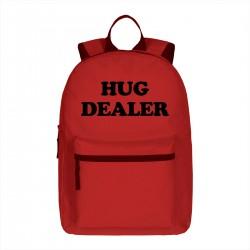 """Рюкзак с принтом """"Hug dealer-2"""""""