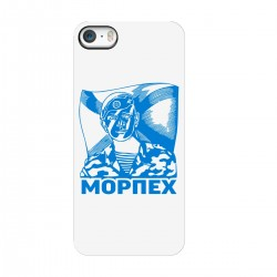 """Чехол для Apple iPhone с принтом """"Морпех-2"""""""