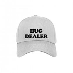 """Бейсболка с принтом """"Hug dealer-2"""""""