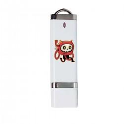 """USB-накопитель с принтом """"Ходячая мультяшная кошка"""""""