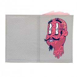 "Обложка на паспорт с принтом ""Yee Haw"""