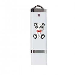 """USB-накопитель с принтом """"Грустная панда"""""""