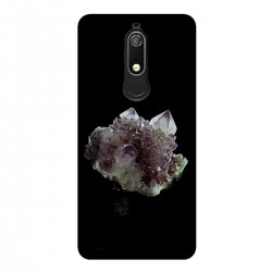 """Чехол для Nokia с принтом """"Минеральный кристалл"""""""