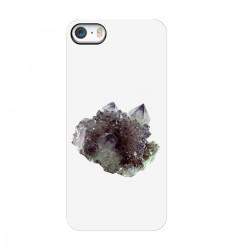 """Чехол для Apple iPhone с принтом """"Минеральный кристалл"""""""