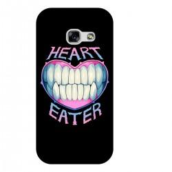 """Чехол для Samsung с принтом """"Heart eater"""""""
