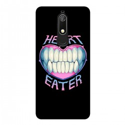 """Чехол для Nokia с принтом """"Heart eater"""""""