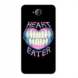 """Чехол для Microsoft с принтом """"Heart eater"""""""