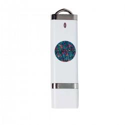 """USB-накопитель с принтом """"Цветочный круг"""""""
