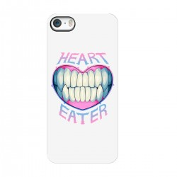 "Чехол для Apple iPhone с принтом ""Heart eater"""