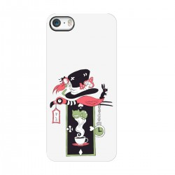 """Чехол для Apple iPhone с принтом """"Алиса в Стране чудес"""""""