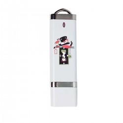 """USB-накопитель с принтом """"Алиса в Стране чудес"""""""
