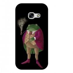"""Чехол для Samsung с принтом """"Мистер лягушка"""""""