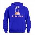 """Толстовка с принтом """"Rum Ham"""""""