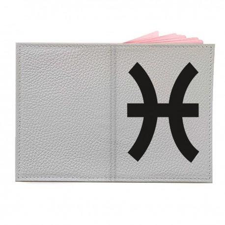 """Обложка на паспорт с принтом """"Рыбы-2"""""""