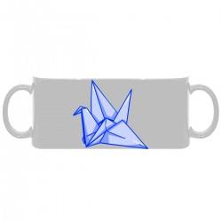 """Кружка с принтом """"Оригами"""""""
