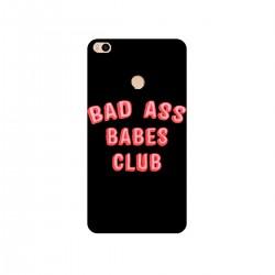 """Чехол для Xiaomi с принтом """"Bad Ass Babes Club"""""""