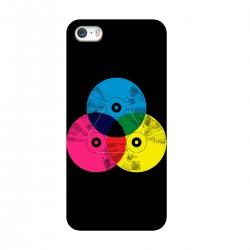 """Чехол для Apple iPhone с принтом """"Винил"""""""