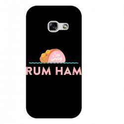 """Чехол для Samsung с принтом """"Rum Ham"""""""