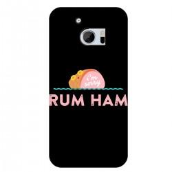 """Чехол для HTC с принтом """"Rum Ham"""""""
