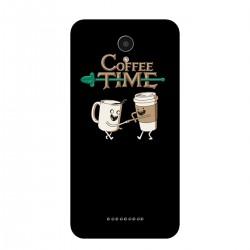 "Чехол для Lenovo с принтом ""Coffee Time"""