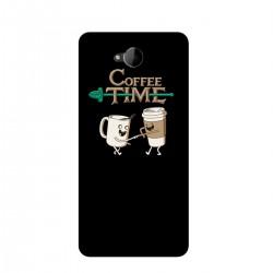 """Чехол для Microsoft с принтом """"Coffee Time"""""""