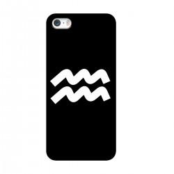 """Чехол для Apple iPhone с принтом """"Водолей-2"""""""