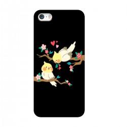 """Чехол для Apple iPhone с принтом """"Птички"""""""