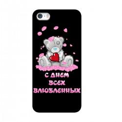 """Чехол для Apple iPhone с принтом """"Мишка teddy"""""""