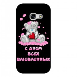 """Чехол для Samsung с принтом """"Мишка teddy"""""""