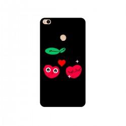 """Чехол для Xiaomi с принтом """"Влюбленная вишня"""""""