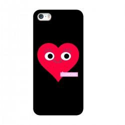 """Чехол для Apple iPhone с принтом """"Сердце"""""""