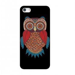 """Чехол для Apple iPhone с принтом """"Счастливая сова"""""""