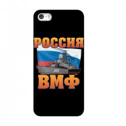 """Чехол для Apple iPhone с принтом """"ВМФ России"""""""