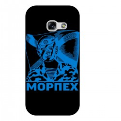 """Чехол для Samsung с принтом """"Морпех-2"""""""