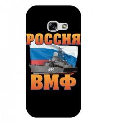 """Чехол для Samsung с принтом """"ВМФ России"""""""