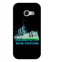 """Чехол для Samsung с принтом """"Крейсер Аврора"""""""