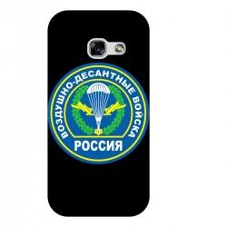 """Чехол для Samsung с принтом """"ВДВ России"""""""
