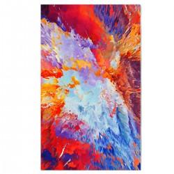 """Холст с принтом """"Взрыв красок"""" (30x50 cм)"""