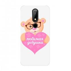 """Чехол для Nokia с принтом """"Медвежонок"""""""