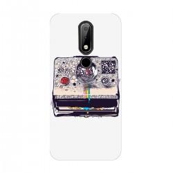 """Чехол для Nokia с принтом """"Polaroid"""""""