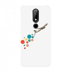 """Чехол для Nokia с принтом """"Боинг"""""""