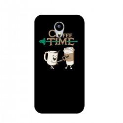 "Чехол для Meizu с принтом ""Coffee Time"""