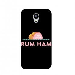 """Чехол для Meizu с принтом """"Rum Ham"""""""