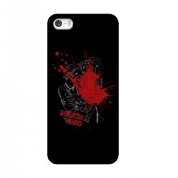 "Чехол для Apple iPhone с принтом ""Fucking love-7"""