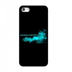 """Чехол для Apple iPhone с принтом """"Дизайнеры могут-1"""""""