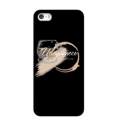 """Чехол для Apple iPhone с принтом """"Целуйтесь-2"""""""