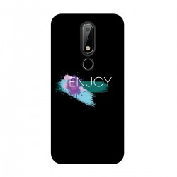 """Чехол для Nokia с принтом """"Enjoy"""""""