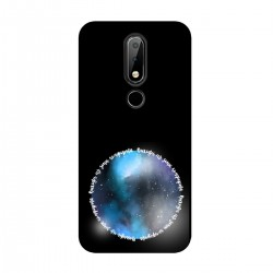 """Чехол для Nokia с принтом """"Зона комфорта-2"""""""
