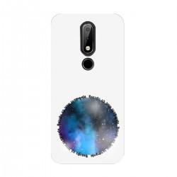 """Чехол для Nokia с принтом """"Зона комфорта"""""""